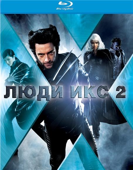 Watch X-men 2: X-men United 2003 full movie online free